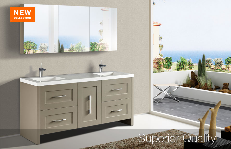 Madeli Functional Elegance - Bathroom vanities hialeah fl