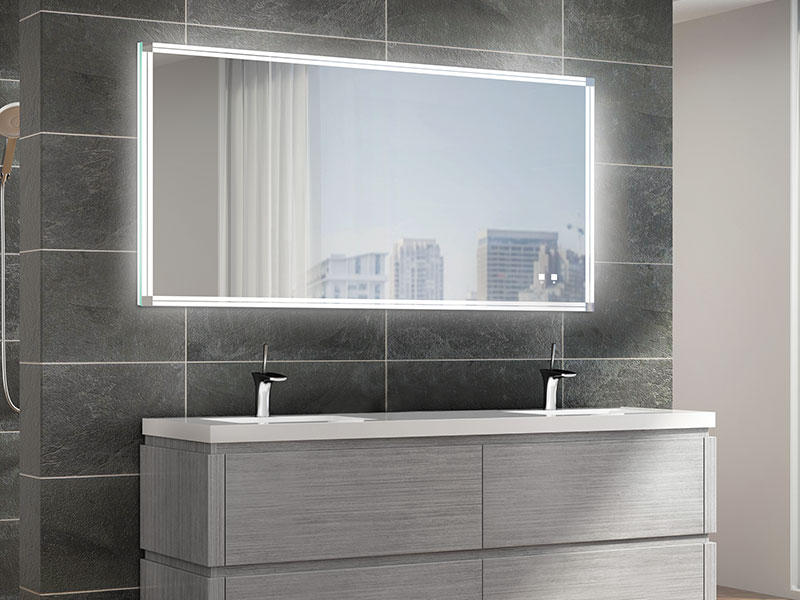 Dressing Mirrors Illuminated Mirror Collection Madeli